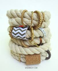 diy bracelet rope images Diy rope bracelet anthropologie inspired jpg