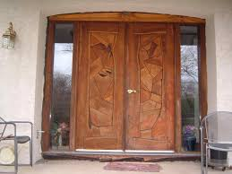 enchanting contemporary wooden front doors images best