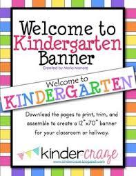best 25 kindergarten welcome ideas on pinterest kindergarten
