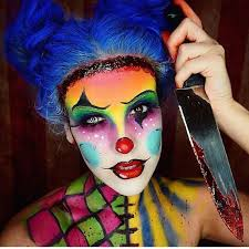 collection of professional halloween makeup professional