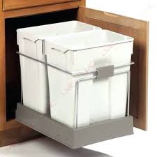 poubelle cuisine tri s駘ectif 2 bacs poubelle tri selectif 2 bacs 50 l cool corbeilles de tri x litres