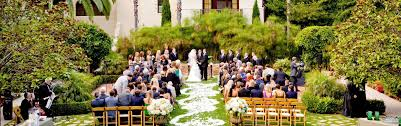 stunning california wedding locations ca wedding resorts