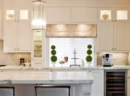 Cloud White Kitchen Cabinets by Residential Interiors Scott Norsworthy