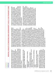 supplemental appendix s12 mental health screening and
