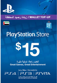 psn gift card buy playstation network live usd 15 online gift card in dubai uae