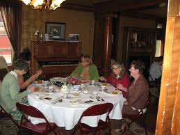 scottdale historical society downton abbey tea