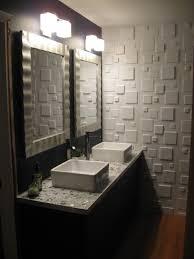 interior bathroom wall paneling with charming bathroom wall