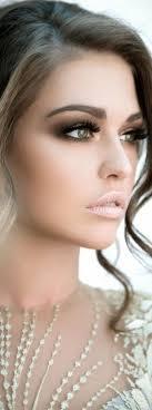 make up hochzeit die besten 25 glitter augen make up ideen auf