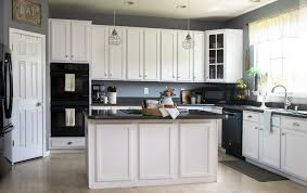 spray paint kitchen cabinets plymouth a budget friendly way to update kitchen cabinets