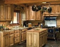Top  Best Rustic Hickory Cabinets Ideas On Pinterest Hickory - Rustic pine kitchen cabinets