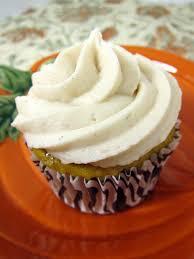 Pumpkin Cupcakes by Pumpkin Cupcakes With Apple Butter Buttercream Plain Chicken