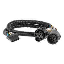 curt manufacturing curt custom wiring harness 56584