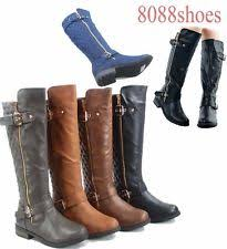 womens knee high boots size 11 size 11 knee high boots for ebay
