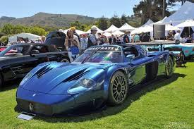 maserati mc12 race car quail motorsports gathering 2014 photos results report