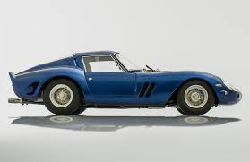 ferrari classic models ferrari 250 gto blue 1962 by cmc model cars racing heroes