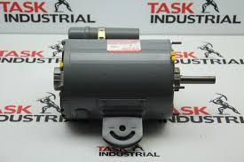 48y frame fan motor dayton fan motor model 3m505b 1 2 hp 1075 2spd rpm 48y frame 1
