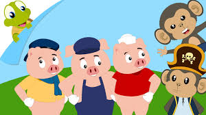 pigs nursery rhymes collection