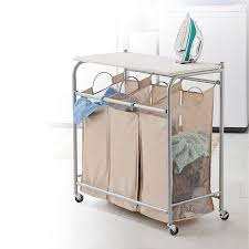 Laundry Sorter Cabinet Ideas Make More Efficient Your Room With Lowes Laundry Baskets