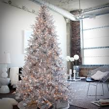 33 exciting silver and white tree decorations digsdigs