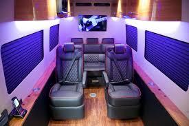 Conversion Van Accessories Interior Luxury Custom Mb Sprinter Mobility Wheelchair Accessible Vans