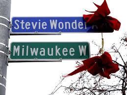 Is Stevie Wonder Blind And Deaf Isn U0027t It Lovely Stevie Wonder Gets A Street In Detroit
