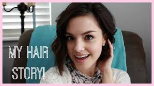my hair story my cut postpartum hair loss experience u0026 more