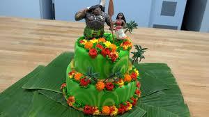 decoration de bateau comment faire une décoration de gâteau vaiana youtube