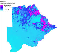 Map Of Ghana Africa by A Step By Step Guide To Making Maps Of Vegetation Carbon Stocks