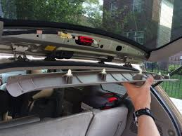 how to replace toyota sienna liftgate tail lights share your repair