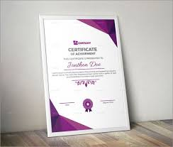 the 25 best certificate of achievement template ideas on