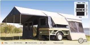 Oztrail Awning Oztrail Camper 12 Twin Thommo U0027s Camper Trailer Sales U0026 Hire