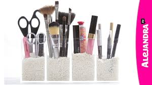 organize your makeup how to organize cosmetics in the bathroom