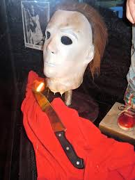 Halloween Costume Michael Myers Hollywood Movie Costumes Props Michael Myers Halloween Mask