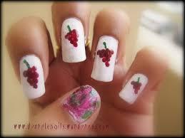 fruit nails got a style