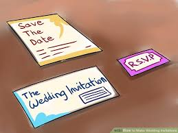 how to make wedding invitations how to make wedding invitations with sle invitations
