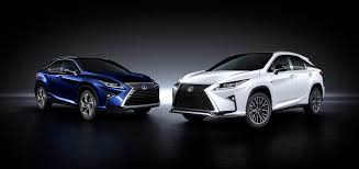 lexus lit and here is the new lexus rx lowyat net cars
