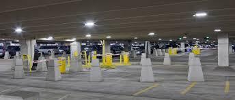 parking garage lighting levels lighting design led garage parking wireless detroit