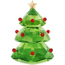 swarovski christmas tree ornament bluewater 89 00
