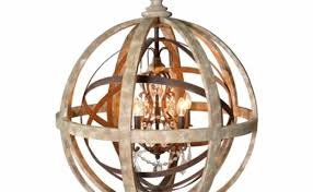 charm concept chandelier installation lovely white cage chandelier