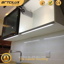 led kitchen strip lights touch sensitive led cabinet light touch sensitive led cabinet