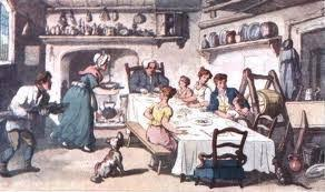 darcy on the hudson thanksgiving in the federal era by