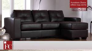 Furniture Choice 30 Best Collection Of Leather Corner Sofas