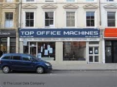 top office top office top office machines 133 135 bethnal green road