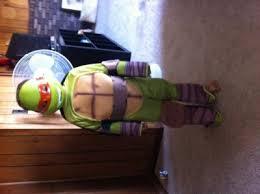 Michelangelo Halloween Costume Teenage Mutant Ninja Turtles Michelangelo Child Halloween Costume