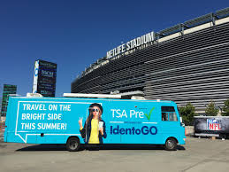 New York travel security images New york jets announce identogo by idemia as official identity jpg