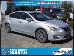 nissan altima 2015 silver pre owned 2015 nissan altima 2 5 sv heated cloth smart key