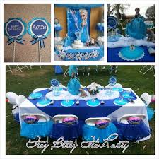 images of frozen table search frozen theme birthday