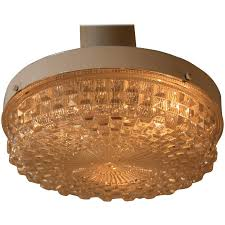 industrial flush mount light italian industrial flush mount light fixture by disano at 1stdibs