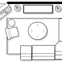 Floor Plan Furniture Clipart Floor Plan Furniture Clip Art On Living Room Furniture Floor Plans