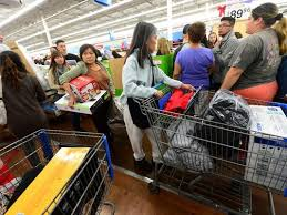 walmart to launch black friday sales earlier